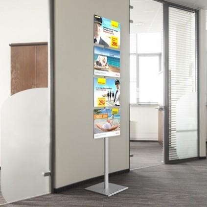 Smartquick plakatlommer i akryl