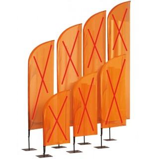 Beachflag standard modell