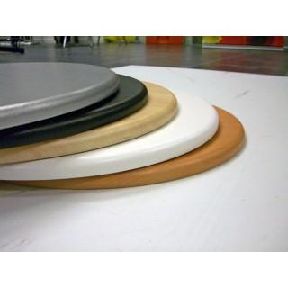 Fotodisk, rund, 400 x 1000mm