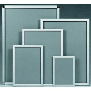 Plakatramme aluminium, 25mm