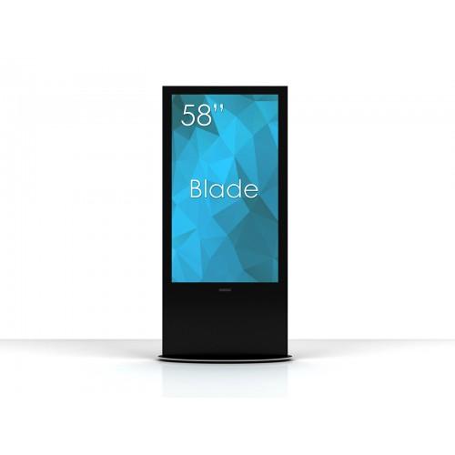 Digitale skjermer og kiosker